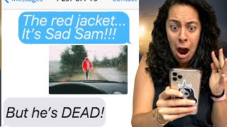 My Parents Picked Up a GHOST Hitchhiker!!!  (Scary Text Message Story)