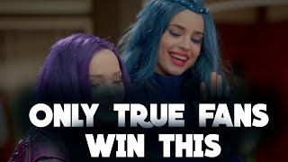 FINISH THE DESCENDANTS 2 LYRICS