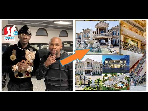 Floyd Mayweather Reveals Ghana Millionaire Building His Secret Palace in AFRICA