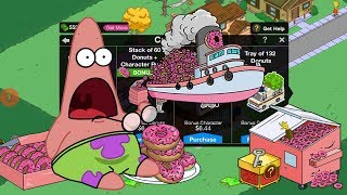 The Simpsons Tapped Out Hack - Unlimited Free Donuts (Android/IOS)