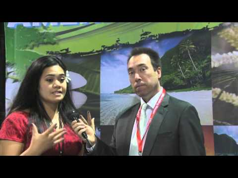American Samoa LA Travel Show 2016