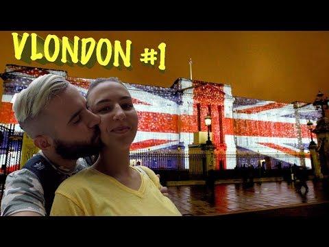 MEGLEPETÉS ! LONDONI VLOG SOROZAT ! | VLONDON #1