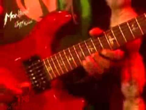 Michael (Maggot Pimp) Hampton - Maggot Brain Montreux 2001