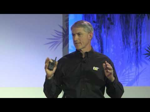 Striking the Balance | Caterpillar Group President Ed Rapp