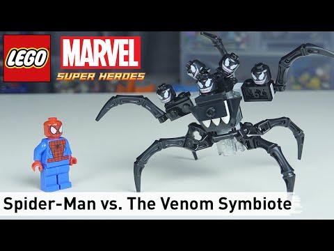 LEGO Marvel: Spider-Man vs. The Venom Symbiote (30448) - Brickworm
