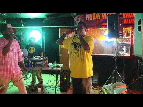 Hip Hop Karaoke NJ Tame One performs Redman song