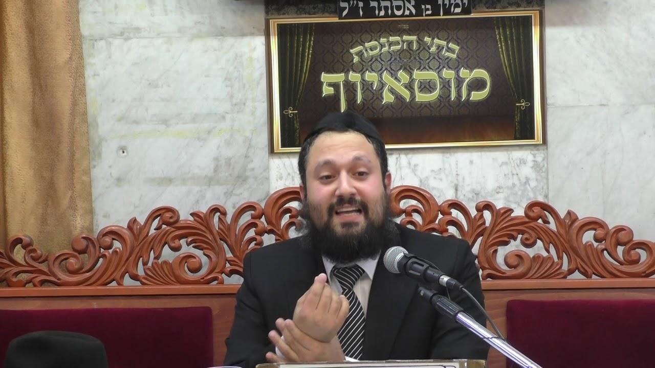הרב יעקב שמש חנוכה תודה והודאה