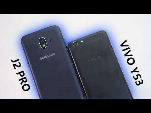 Samsung J2 Pro (2018) Vs Vivo Y53 Indonesia