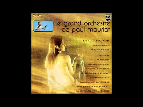 Paul Mauriat - Le Lac Majeur (France 1972) [Full Album]