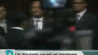 Cynthia Salazar Telenoticias Telesistema 11