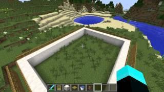 Создаем ферму жителей ( Minecraft 1.7.2 )