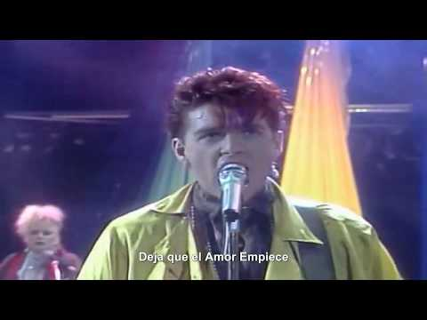 Thompson Twins - Hold Me Now (Live) (Subtitulado)