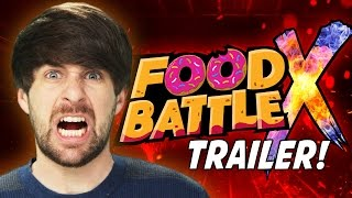 FOOD BATTLE X TRAILER!