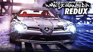 Need for Speed MOST WANTED REDUX | Blacklist #2: BULL
