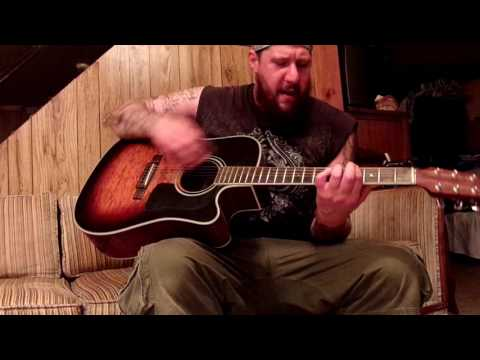 Mike Venom - Nerdy Acoustic Poison The Well Cover
