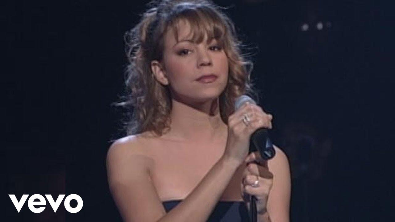 Mariah Carey - Hero (from Fantasy: Live at Madison Square ... Mariah Carey Hero