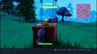 Fortnite Underground hacker