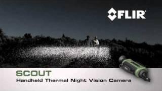 FLIR Scout Thermal Imaging Hunting Night Vision Camera