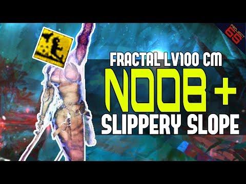 Guild Wars 2 - Fractal lv100CM Noob feat. Slippery Slope thumbnail