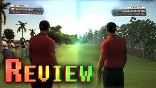 PS3 Tiger Woods PGA Tour 14 Review -- ReviewZoneHD