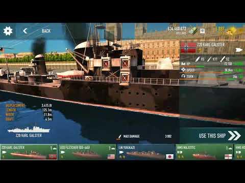 battle of warship 1.26 mod android full apk download-fullmodapk.com