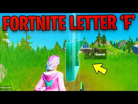 search hidden f found in the new world loading screen - fortnite chapter 2 season 1 week 1