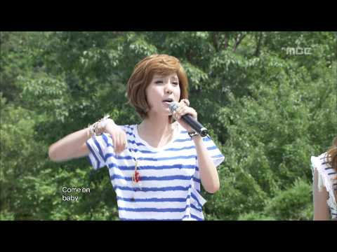 Black Pearl - GoGoSSing, 블랙펄 - 고고씽, Music Core 20100724