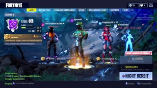 Fortnite 352+ wins NEUER skin