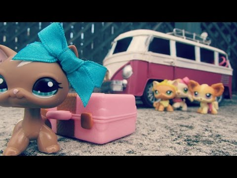 ☼Littlest Pet Shop: Summer Camp Season 1, Episode 1: Good Luck☼