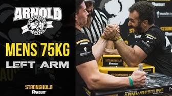 Arnolds 2019 - Men's 75kg Left Arm