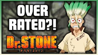 Dr.Stone Is Overrated?! ('Dr.Stone') [Review]