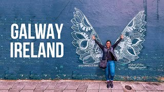 Galway City Walking Tour | Galway Travel Guide | Ireland Travel Vlog 2019