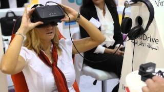 Gitex 2015 A Walk through the unified Dubai Smart Government stand