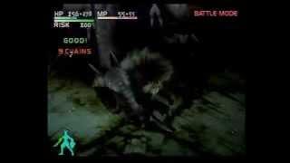 Vagrant Story new game speedrun (RTA)