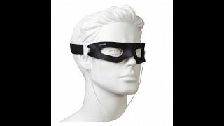 Dia Dens Brille - sanfte Augenbehandlung mit Frequenzen