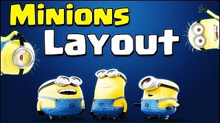 Clash of Clans - Layout Top Minions - CV7/TH7