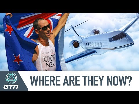 6 Triathlon Legends & World Champions - Where Are They Now?