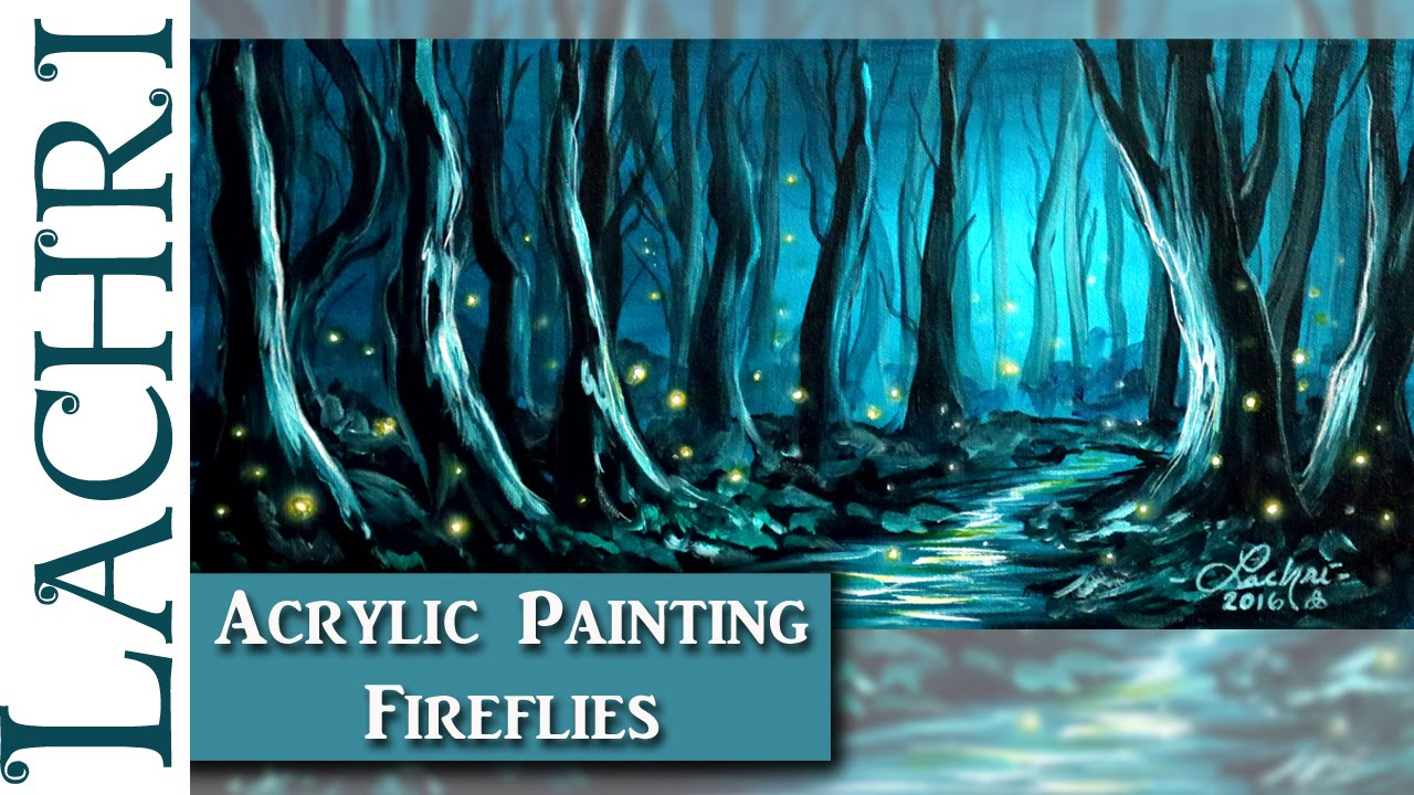 Acrylic Painting Tips And Techniques