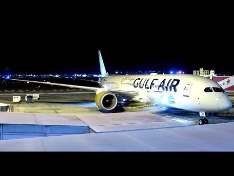 [Flight Report] GULF AIR   Bangkok ✈ Bahrain   Boeing 787-9   Business