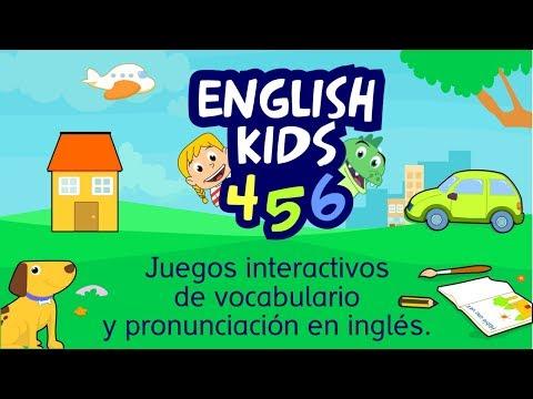 Niños 456 Inglés Aprender Para English PXOkZui