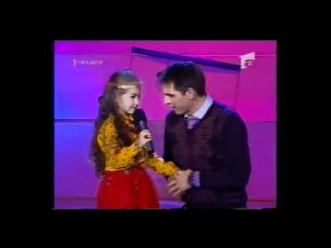 Rebeca Maria Neacsu - Nane Cocha - 4 years old