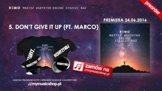 Remo ft. Marco - Don't Give it Up