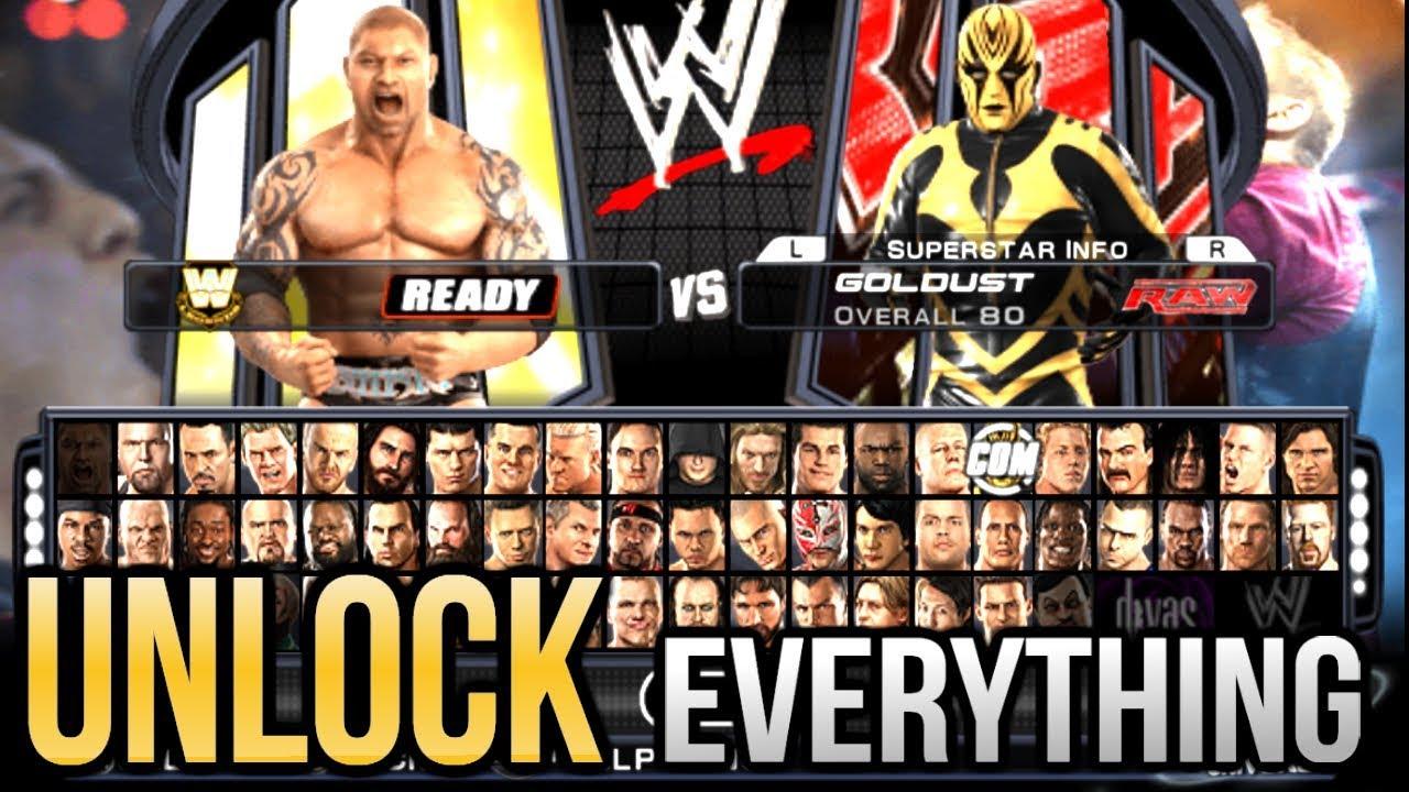 Smackdown vs raw 2011 apk