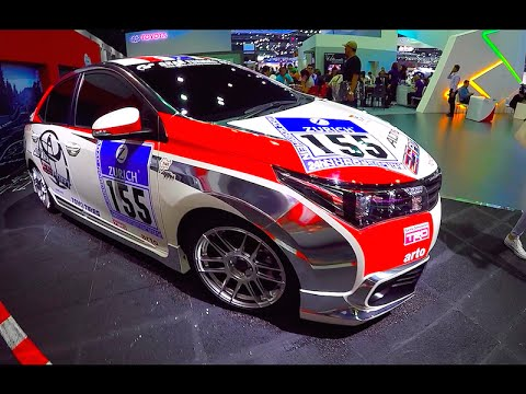 new sport car toyota altis espost trd 2016 2017 youtube. Black Bedroom Furniture Sets. Home Design Ideas