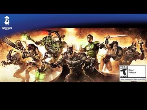 Infinite Crisis Video Game Soundtrack - Batman Theme - OFFICIAL