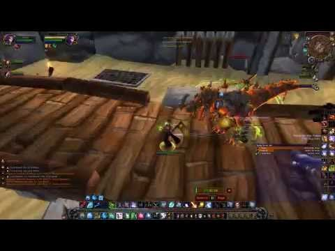 World of Warcraft Arcane Intellects GM PvP Arena How to 3v3 1 Round