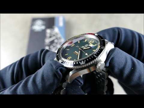 On The Wrist, From Off The Cuff: Nezumi Studios – Baleine Diver On Stewart Jubilee