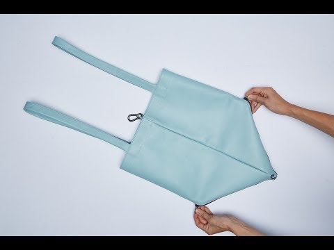 3 Bags in 1!: How to Transform the Mari Tote