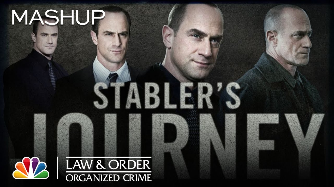The Evolution of Elliot Stabler - Law & Order: Organized Crime