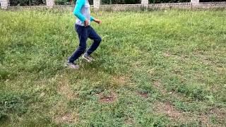 Уроки паркура(1)